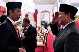 Duet Jokowi-Prabowo Unggul di Survei, Gerindra: Lupakan Saja