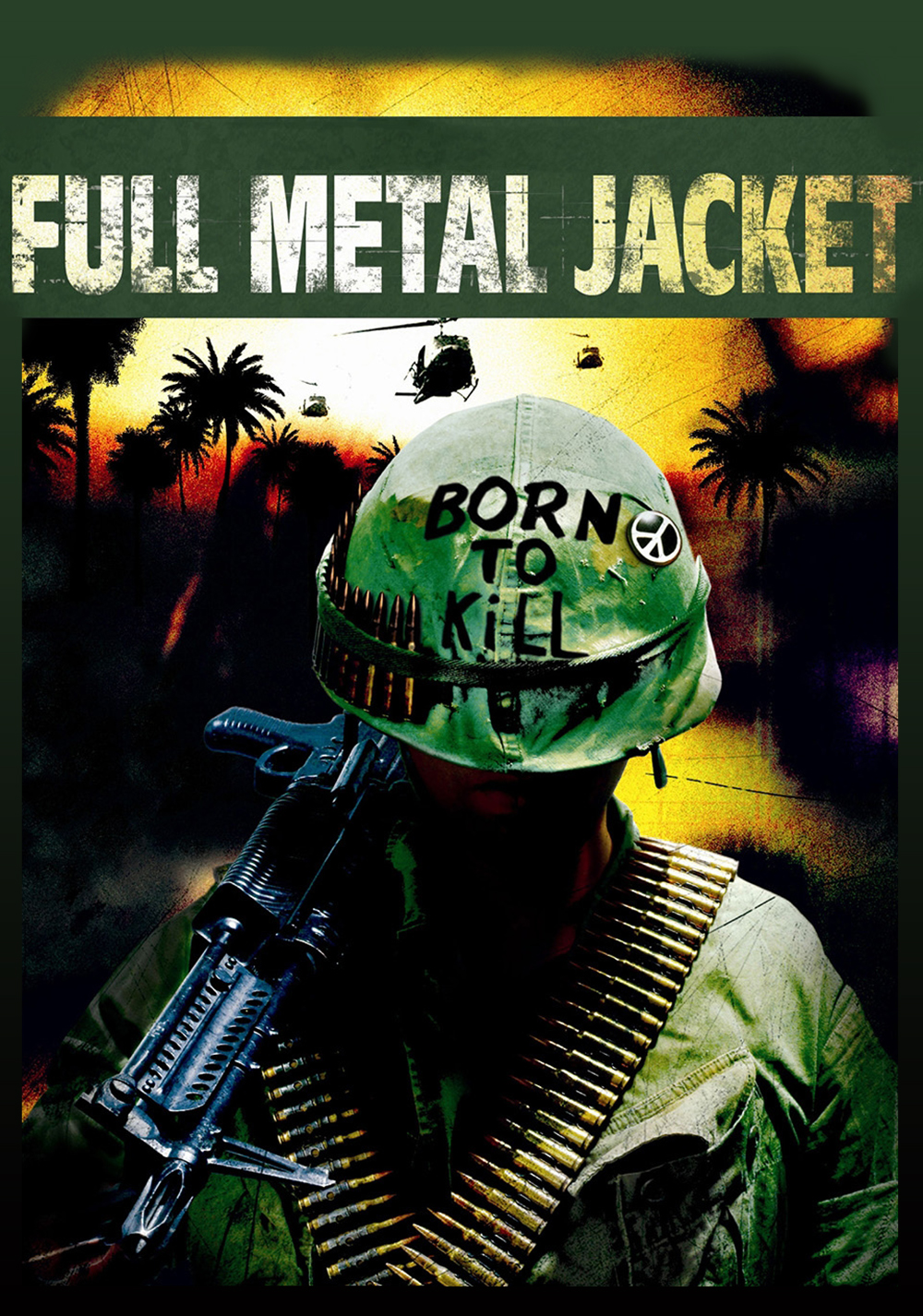 thoughts on full metal jacket the commanding voice. Black Bedroom Furniture Sets. Home Design Ideas