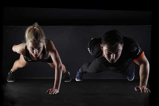 Realizar actividad fisica