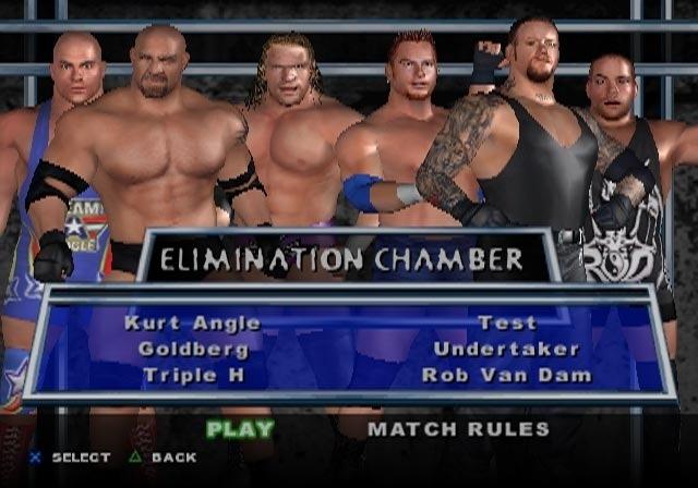 تحميل لعبة مصارعة 2004 للكمبيوتر