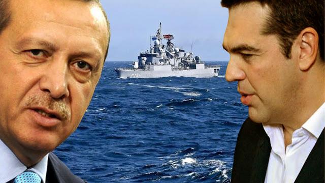 Σε αναμονή τουρκικής προβοκάτσιας στο Αιγαίο!