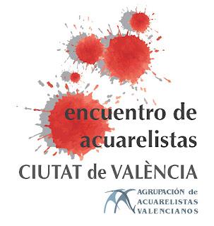 II Encuentro acuarelistas Ciutat de València