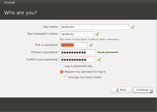 How To Install Ubuntu 12.10 (Quantal Quetzal) Using