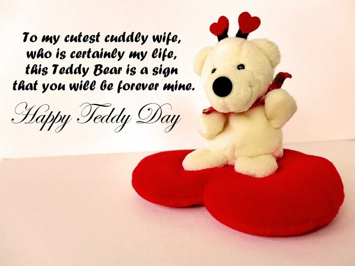 Happy Teddy Day HD Pictures