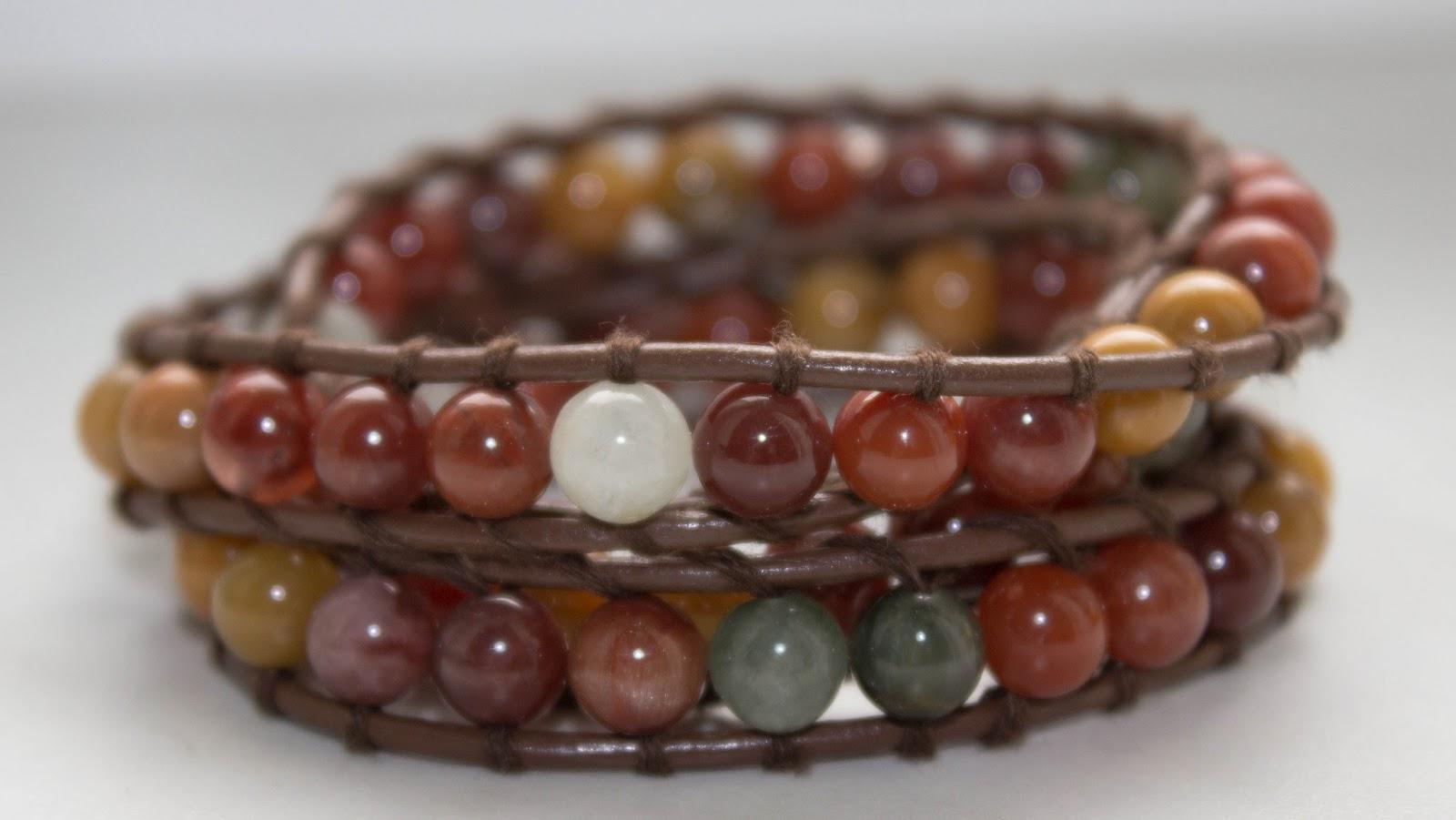 Wrap Bracelet selber machen