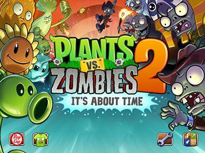 یاری بۆ ئهندرۆید Plants vs. Zombies™ 2 apk data mod