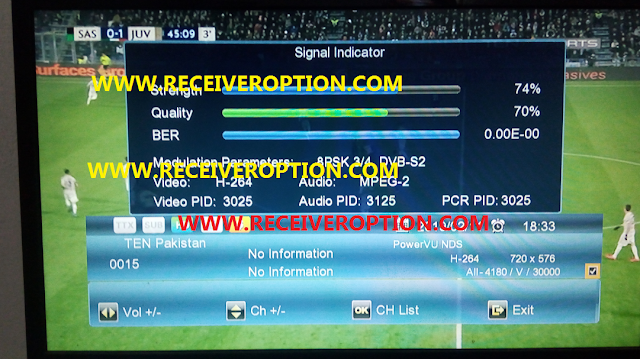 STAR TRACK SRT-6070HD ULTRA RECEIVER POWERVU KEY NEW SOFTWARE