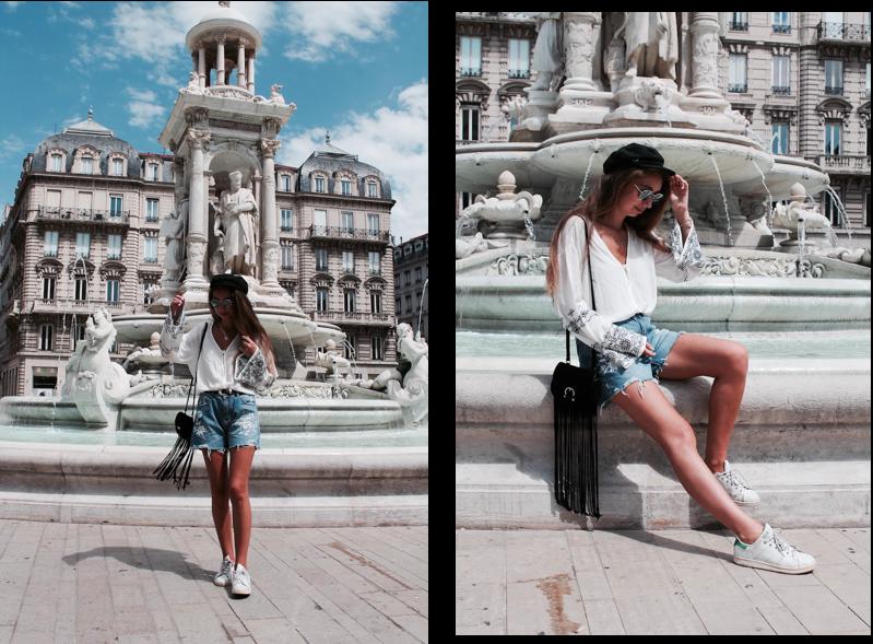 blogueuse mode 2017 street style Lyon Zaful avis