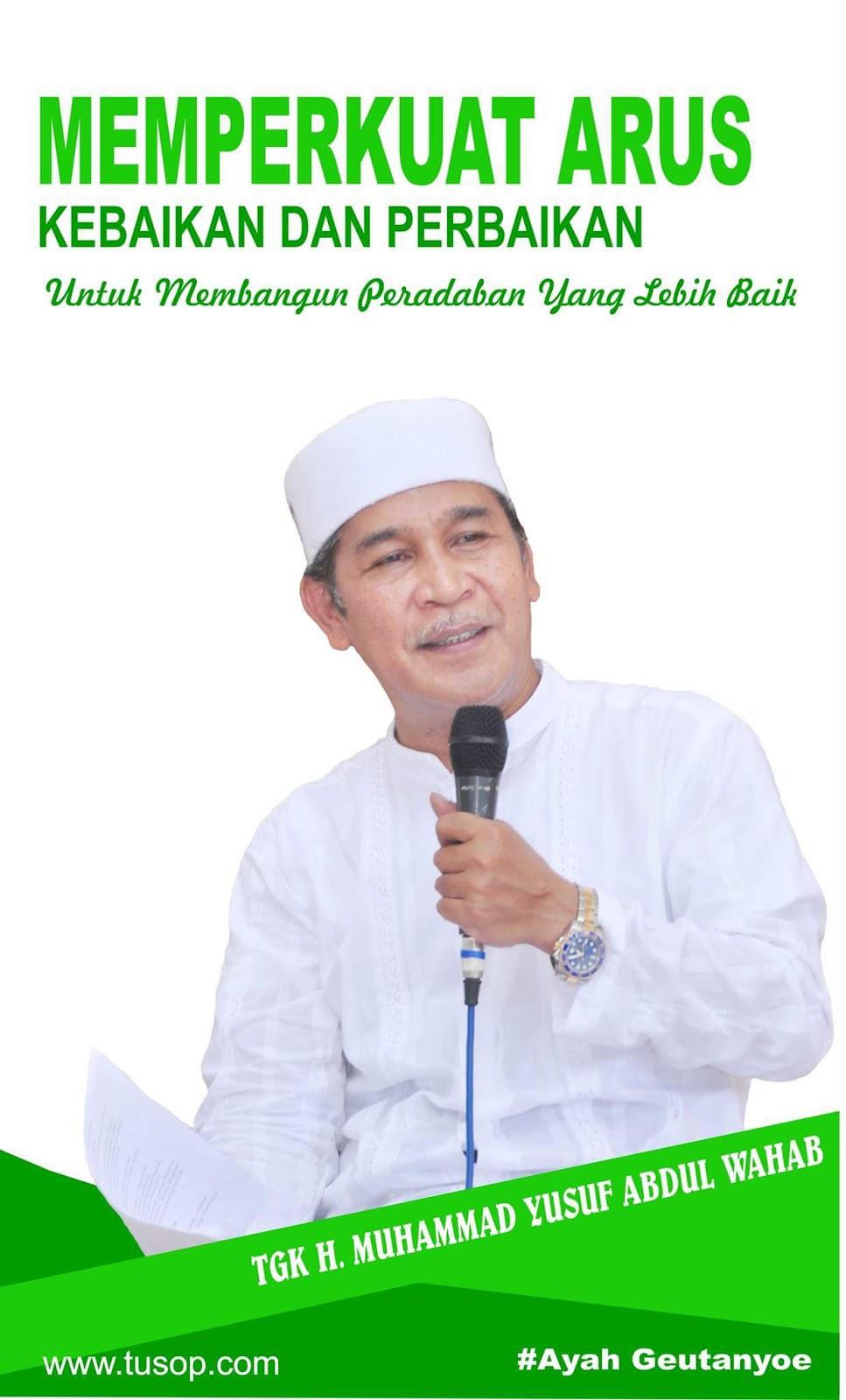 Tgk H. Muhammad Yusuf A Wahab - Tu Sop Jeunieb