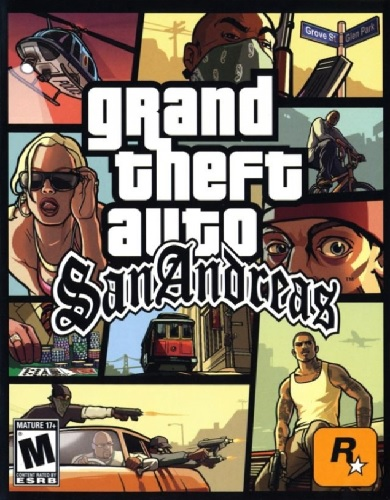 grand theft auto  - Grand Theft Auto San Andreas For PC