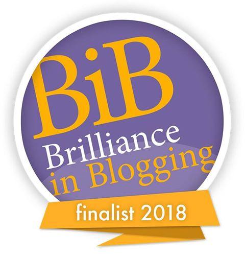 Britmums BiBs 2018 Finalist