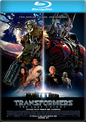 Transformers The Last Knight [2017] [BD25] [Latino]