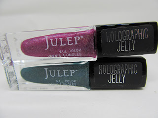 julep holographic jelly