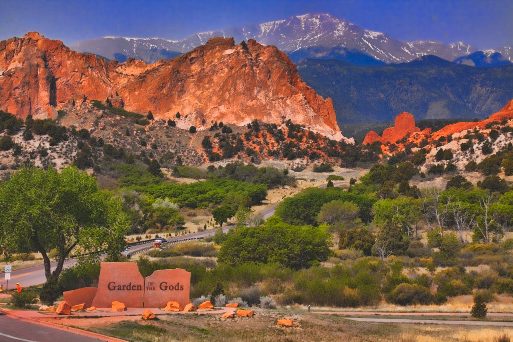 Garden of The Gods | Estados Unidos
