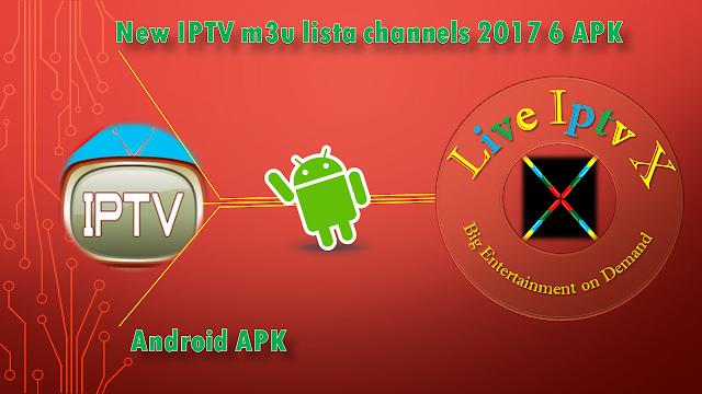 New IPTV 2017 APK