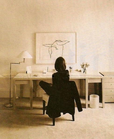 LA FOTO DEL DIA: Lee Radziwill in her Paris 1