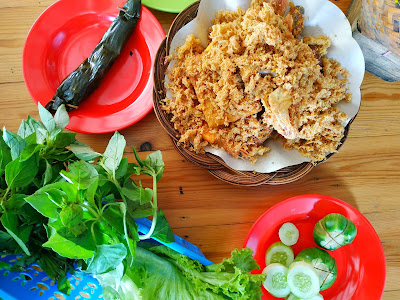 Review Warung Nasi Urang Sunda Khas Cianjur