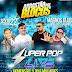 CD AO VIVO SUPER POP LIVE - MAGNOS CLUB (VILA DOS CABANOS)  22-02-2019  DJ TOM MIX