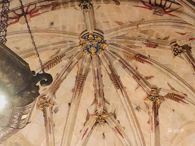 Bóveda polibromada en la Concatedral