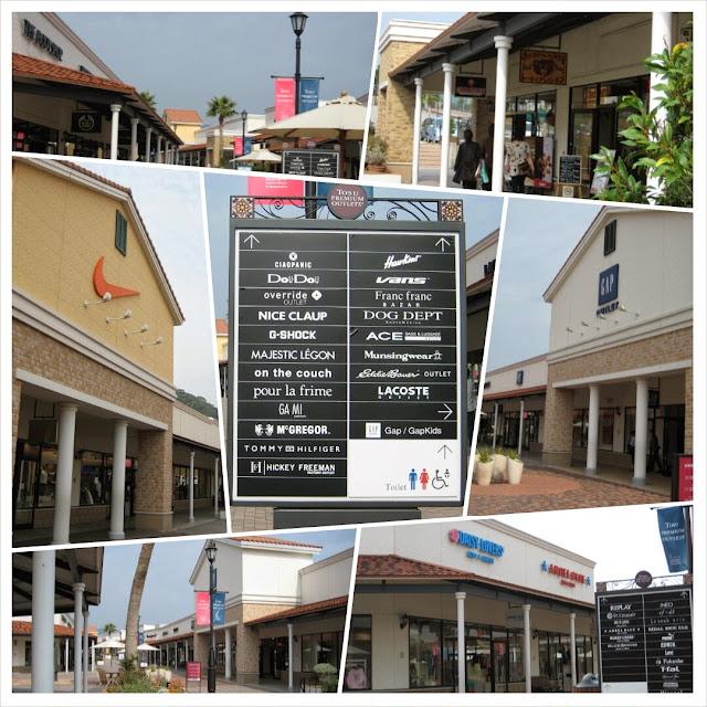 北九州之旅2009-第六天(30-10-2009): 博多; 佐賀;Tosu Premium Outlets; 天神 @ 愛遊.愛生活 :: 痞客邦
