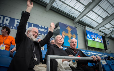 Rowan Williams and friends