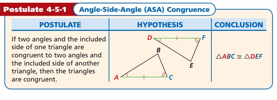 Mrs. McMillan's Geometry Class: HW 4.7: Triangle ...