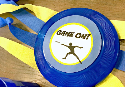 Ultimate Frisbee Printables @michellepaigeblogs.com