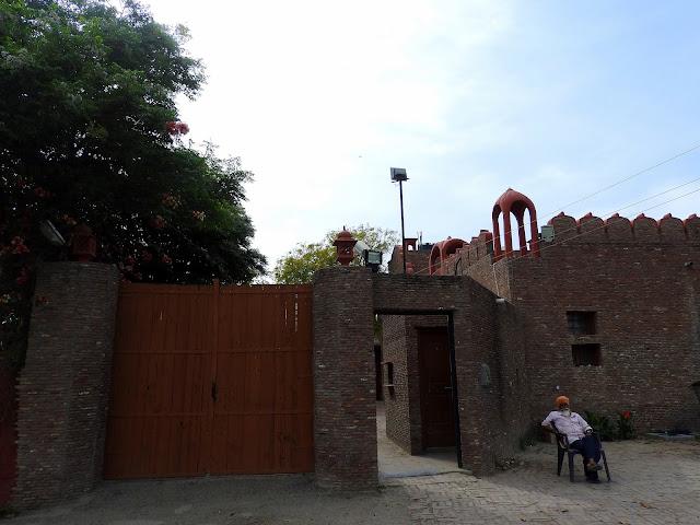 The farm-stay : Virasat Haveli | Amristsar, Punjab (April 2016)
