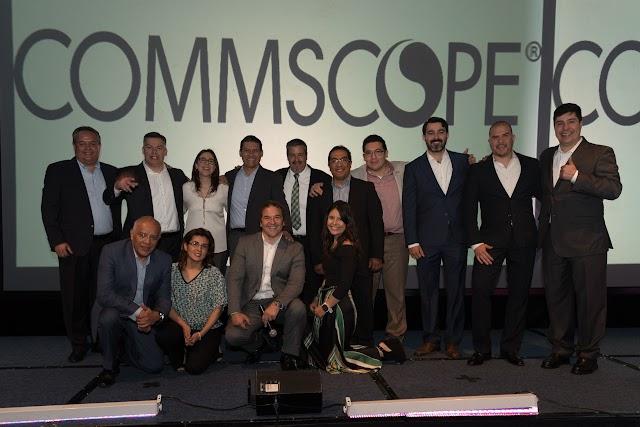 CommScope reconoce a sus partners en Latinoamérica y Caribe durante su Kick Off 2018