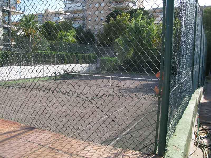 chalet en venta benicasim calle colombia tenis
