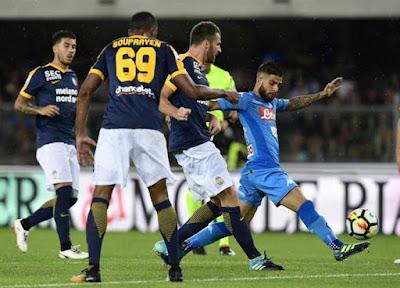 مشاهدة مباراة نابولي وهيلاس فيرونا بث مباشر اليوم 2020/6/23 الدوري الايطالي