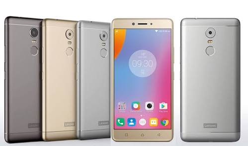 Lenovo K6 Note K53a48 stock rom