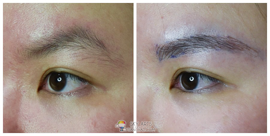 Professional Contour Eyebrow Embroidery Course By Ivy Brow
