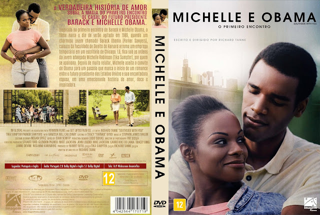 Capa DVD Michelle E Obama