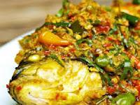 Resep Ikan Gurameh Bakar Bumbu Kuning