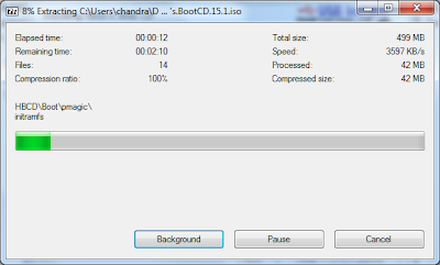 Langkah Mudah Membuat Hiren's BootCD Terbaru di USB Flash Drive