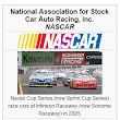 Nascar is only in America Super Car | Photo End