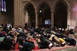 Subhanallah, Satu Gereja Masuk Islam Setelah Mendengar Penjelasan Ini