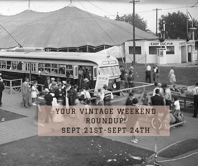 1940's CNE Dance Tent