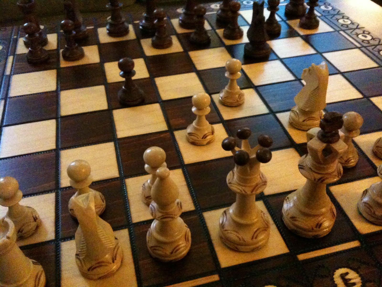 Chess Vs Go