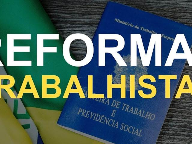 Reforma trabalhista deve ser aplicada de acordo com a Constituição Federal.