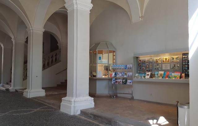 Ellingen - Eingang zur Residenz