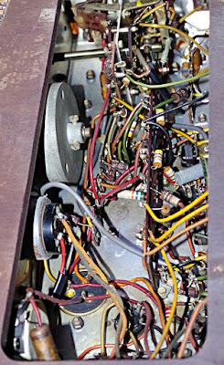 Bush VHF54 components