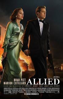 Allied (2016) สายลับพันธมิตร