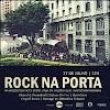 Rock na Porta - Shows na porta da loja Woodstock, em Sampa estão de volta .