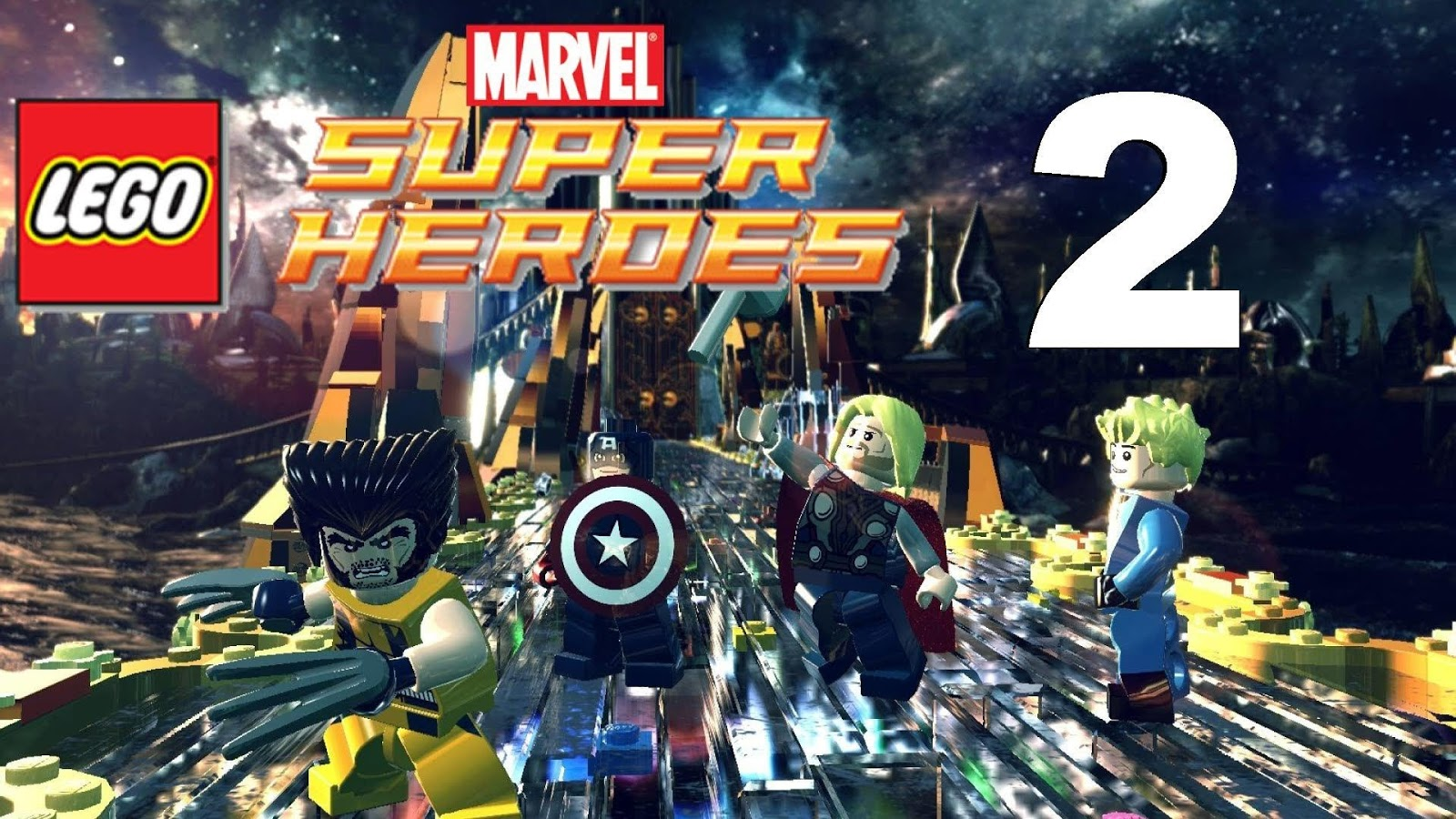 LEGO Marvel Super Heroes Game Online - Play for Free Now