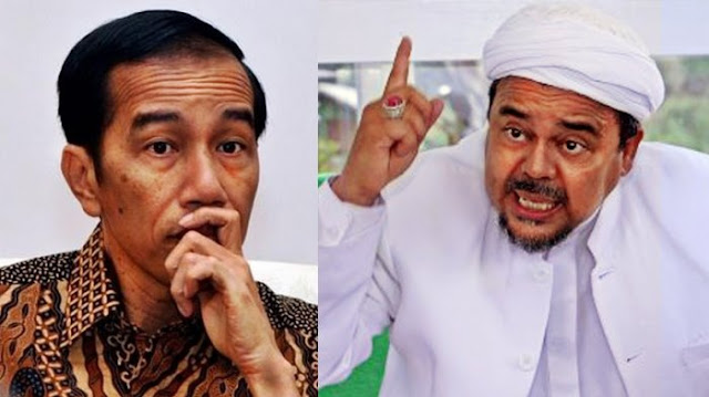 Negara Ini Bukan Milik Jokowi dan Habib Rizieq