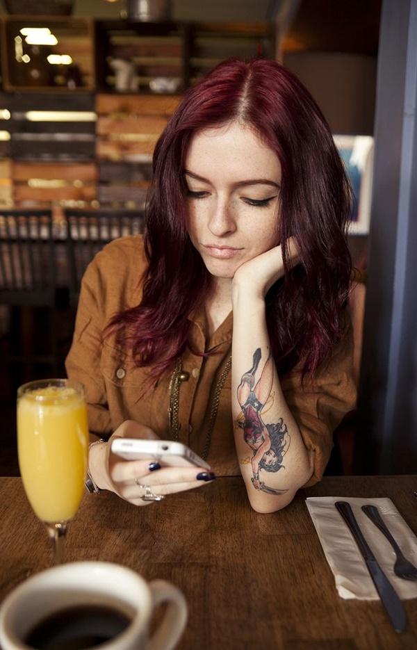 tatuajes en el antebrazo que no fallan nunca