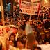 CIENTOS DE CIUDADANOS ASISTIERON A LA TERCERA MARCHA PROTESTANDO CONTRA EL CONGRESO