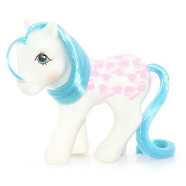My Little Pony Fifi Year Five Playset Ponies IV G1 Pony